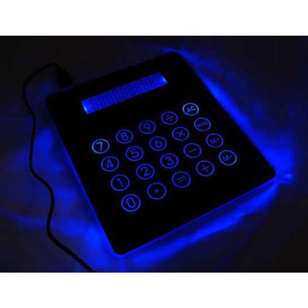 USB Хаб Калькулятор с подсветкой