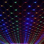 Светодиодная LED гирлянда Сетка (2 х 2 м)
