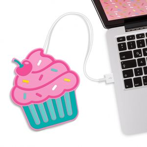 USB Подогреватель для чашки Капкейк Freshly Baked Cupcake