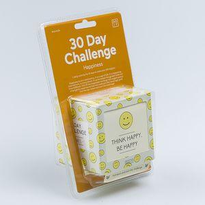 Челлендж 30 дней счастья
