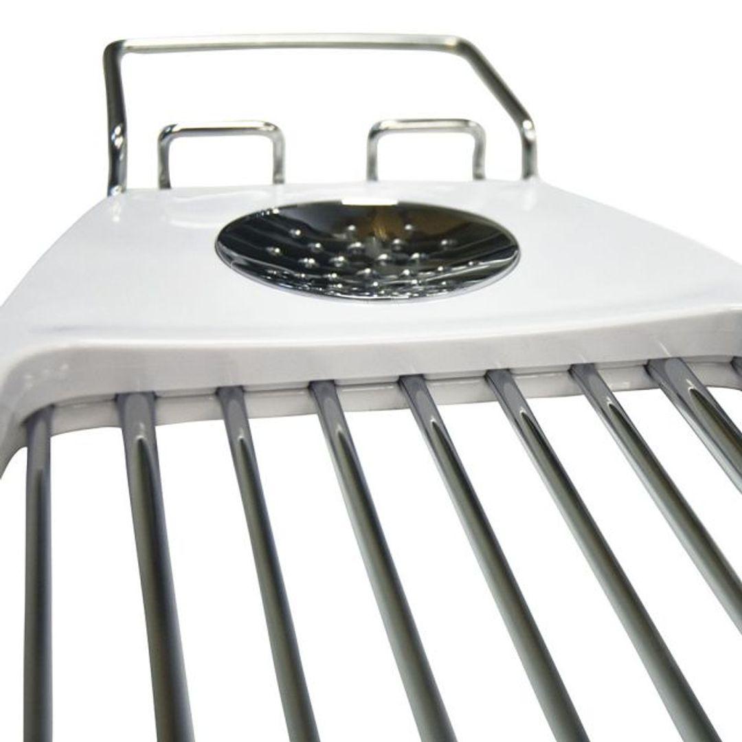 Столик для ванной Umbra Oasis Выдвижные держатели