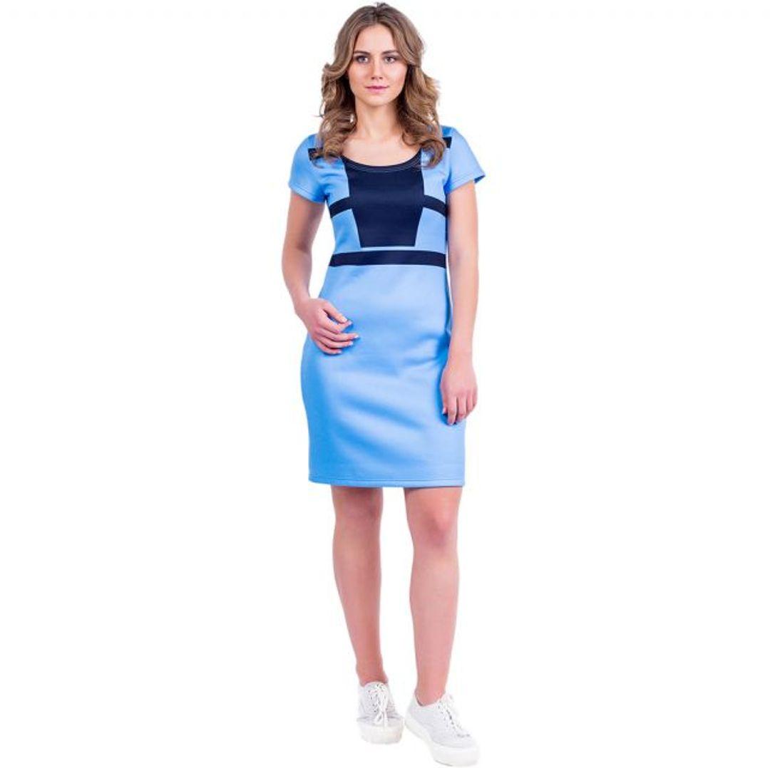 Платье Sub-Zero (Футляр)