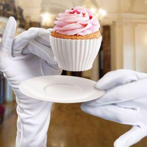 Форма для выпечки Чашки Tea CupCakes