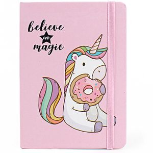 Блокнот Unicorn Believe in Magic Donut (A5)