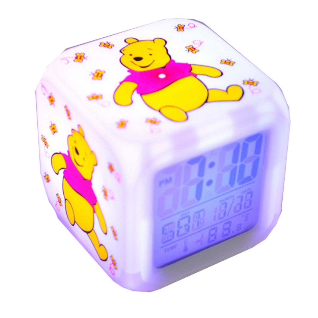 Часы Хамелеон Винни-Пух