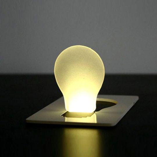 Лампочка Кредитка