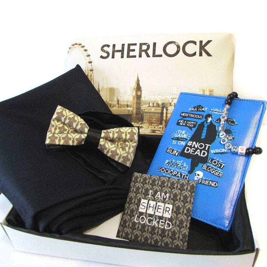 Подарочный набор Шерлок Sherlock