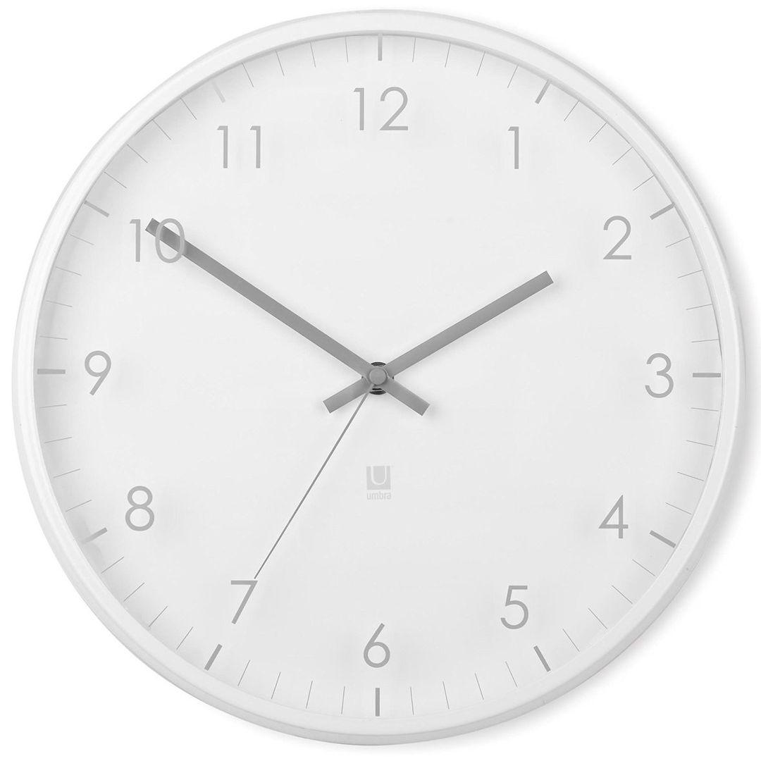 Часы настенные PACE (Белые)