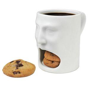 Голодная кружка Face Mug