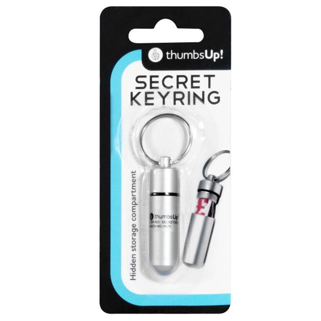 Секретный брелок Secret Keyring