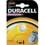 Батарейка Duracell CR2016