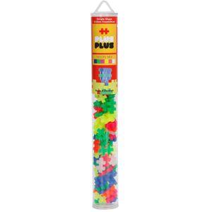 Конструктор Plus-Plus Mini 100 Neon