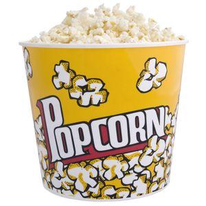 Стакан для попкорна (пищевой пластик, 2.8 л)