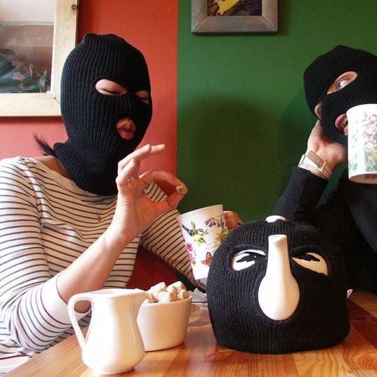 Чайник Террорист Terrorist Tea pot