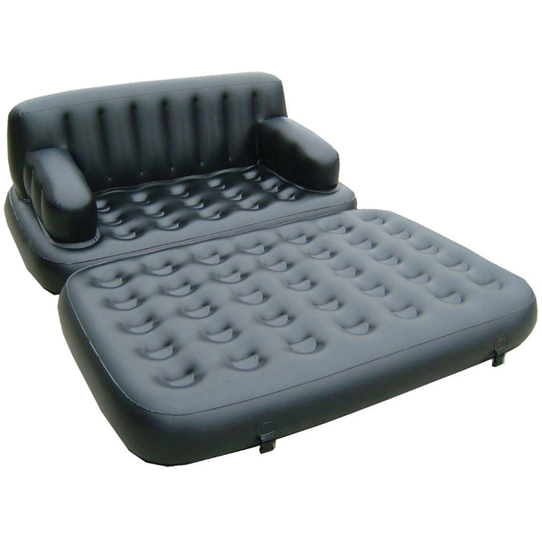 Надувная кровать-трансформер 5-in-1 Sofa Bed