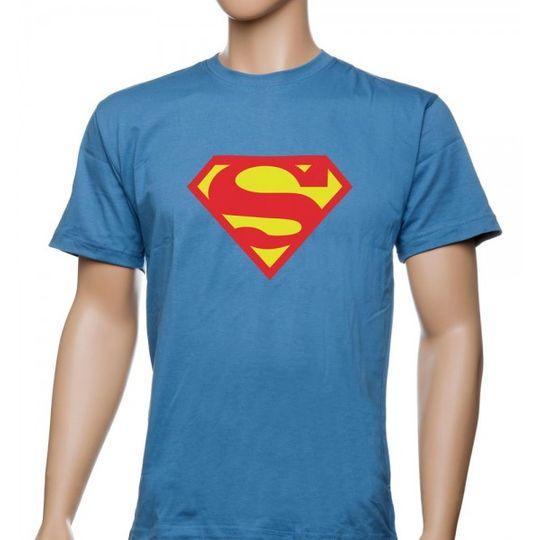 Футболка Superman (мужская)