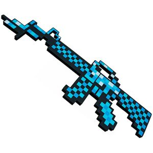 Алмазный Автомат Minecraft (60 см)
