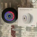 Водонепроницаемый Bluetooth динамик для душа stuckSpeaker 2.0 Отзыв
