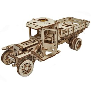 Механический 3D Пазл Ugears Грузовик UGM-11