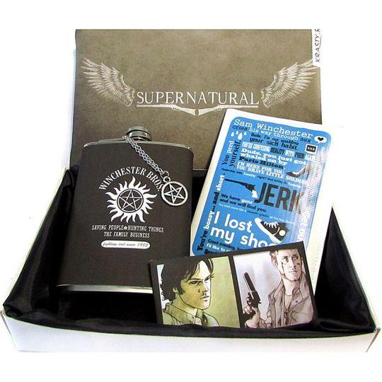 Подарочный набор Сверхъестественное Supernatural