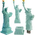 Флешка Статуя Свободы 2 Гб