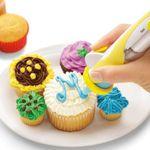 Электрошприц для украшения тортов Frosting Deco Pen
