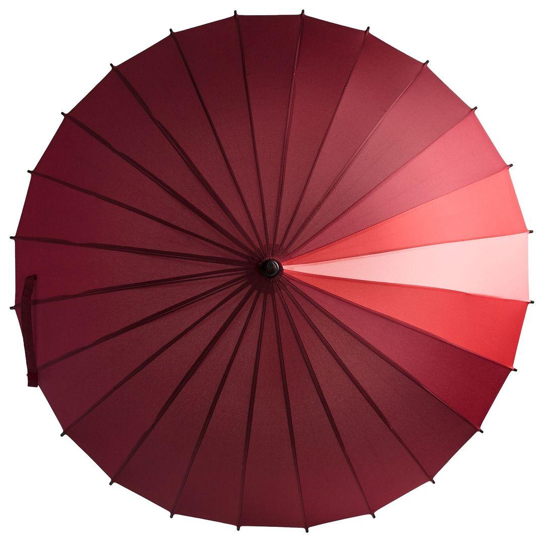 Зонт-трость Спектр (красный)
