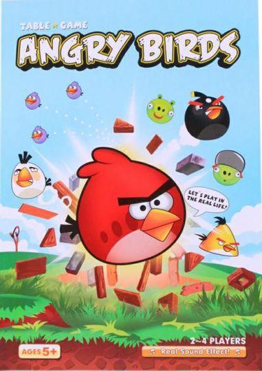 Настольная игра Angry Birds
