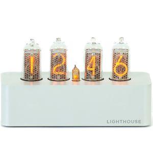 Ламповые часы Lighthouse 1.0 Steel