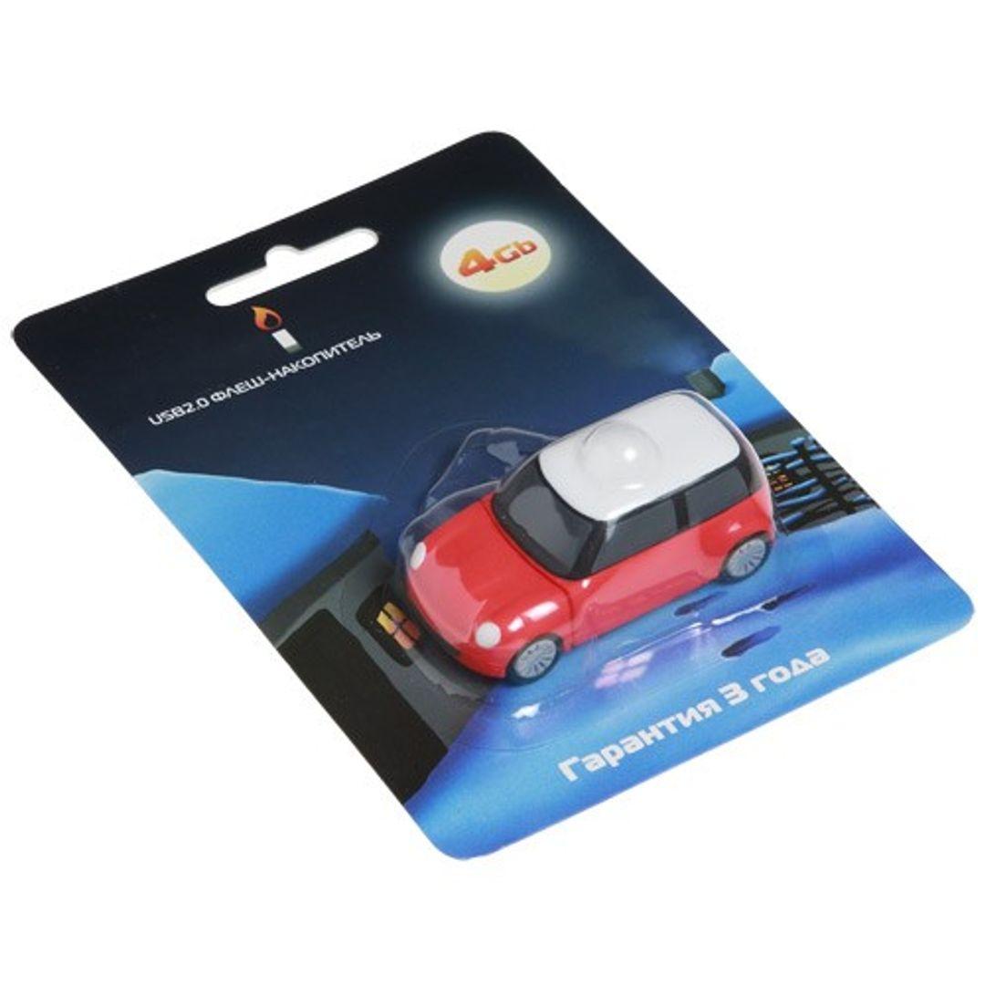 Флешка Mini Cooper 8 Гб