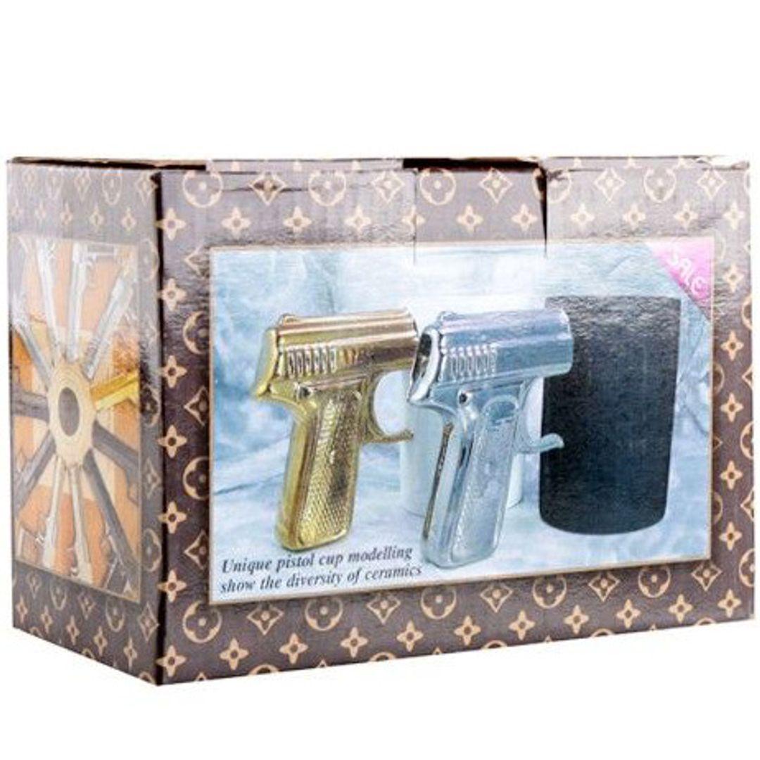 Кружка Пистолет Упаковка