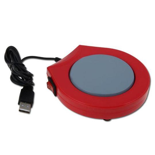 USB Нагреватель Красный