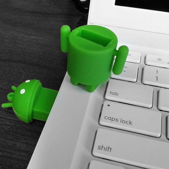 Флешка Android 16 Гб Использование