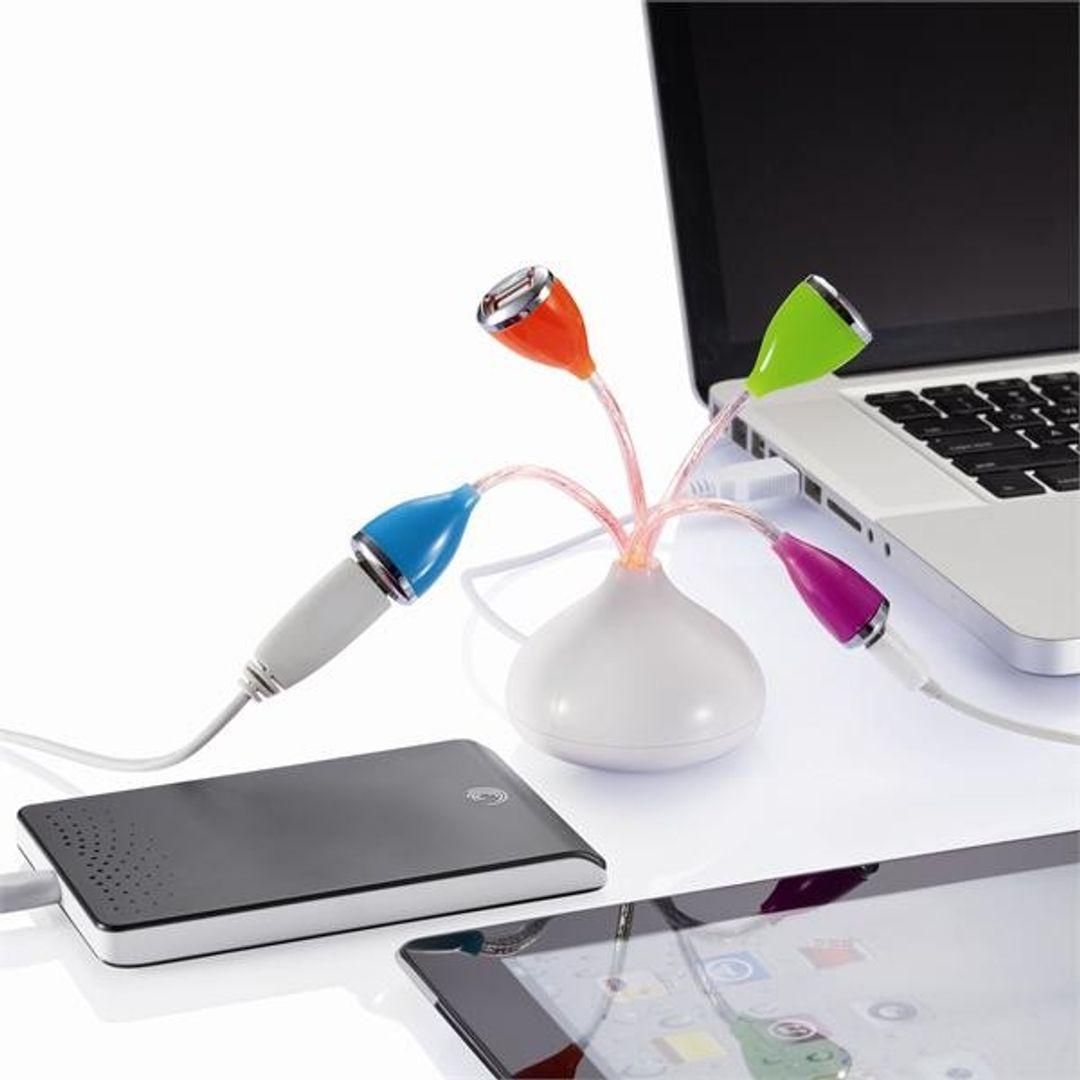 USB Хаб букет