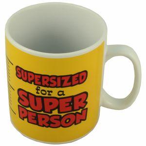 Гигантская кружка Supersized for a Super Person