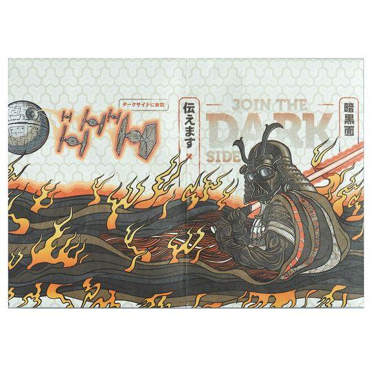 Обложка для паспорта New wallet New Darkside
