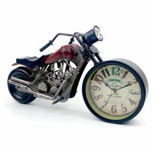 Винтажные часы Мотоцикл