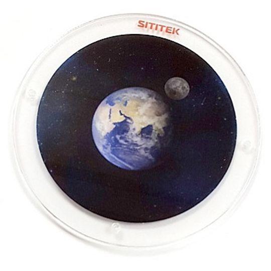 Проекционный диск Homestar Земля и Луна
