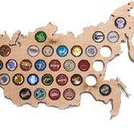 Карта для пивных крышек (Beer bank)