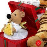 Музыкальная игрушка Кот и мышка Мышка в коробке