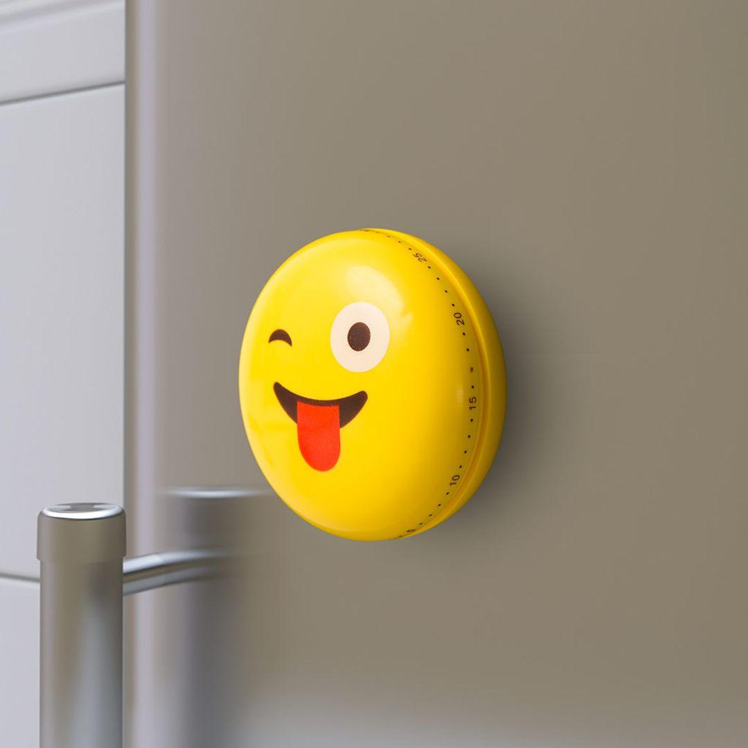 Таймер механический Emoji