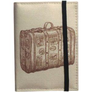 Обложка для автодокументов Suitcase