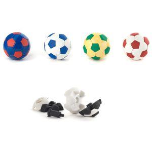 Набор ластиков Футбол Football (5 шт)