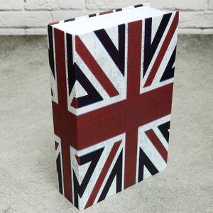 Книга Сейф Английский флаг