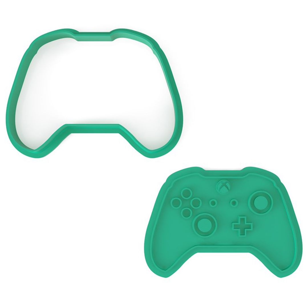 Форма для печенья Xbox