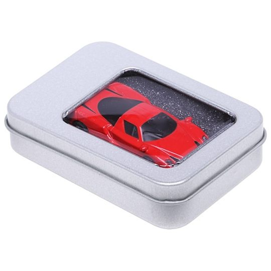 Флешка Ferrari 8 Гб (Красный) Упаковка