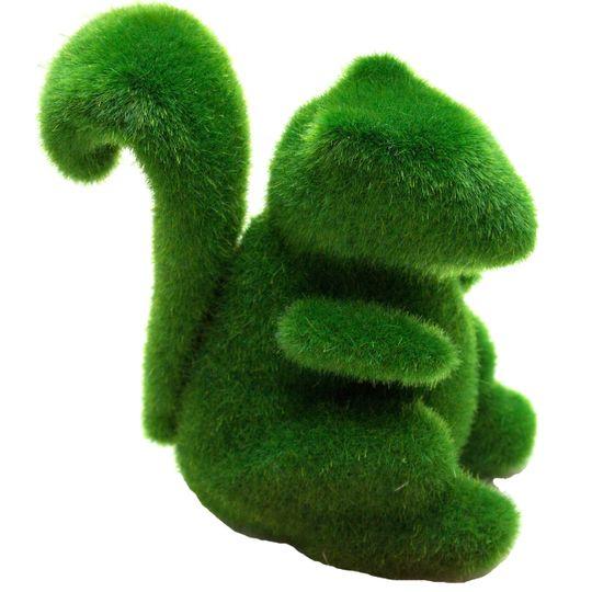 Фигурка из искусственный травы (Белка)