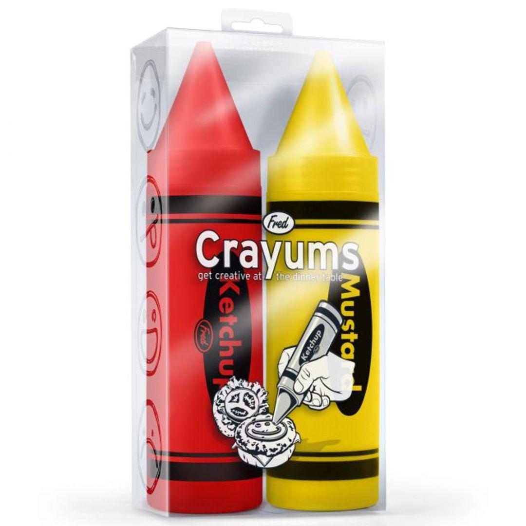 Соусники Маркеры Crayums