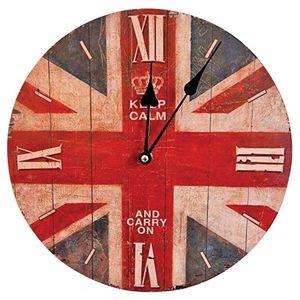 Часы настенные Union Jack