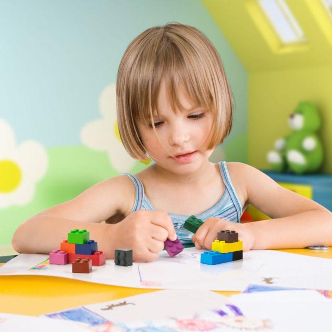 Мелки Лего Stack-a-doodle